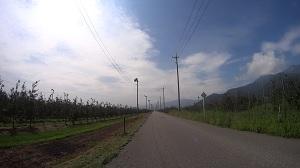 日本アルプスサラダ街道